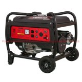 Powerful Portable 3kw Mobile Portable Petrol Generator (PG3000EP) by Gasoline Engine with Handle and Wheels, Certified by EPA, Carb, Euro V