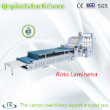 Corrugated Cardboard Automatic Flute Laminating Machine Price in China