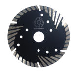 Flang Turbo Cutting Blade with Protective Teeth