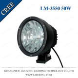 Super Bright Round 4X4 Offroad CREE 50W 7 Inch LED Work Light