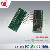 Super Regeneration Wireless Decoding Receiver Module Zd-Rdb-R04