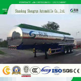 Aluminum Oil Tank Trailer/Fuel Tanker Trailer with Competitive Price