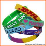 Fashion Cheap Custom Silicone Wristband Bracelet