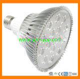 12W GU10/E27 Warm/Cool White Super Bright LED Spotlight