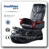 Black Leather Manicure Chair Nail Salon Furniture (A205-32)
