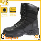 Fashion Black Police Tactical Boots