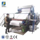 Toilet Tissue Paper Making Machine Low Price for Sale