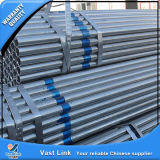 BS1387, ASTM A53 Galvanized Steel Tube