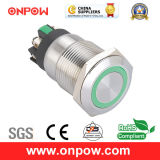Onpow 19mm Push Button Switch (LAS1GQ-11E/L/B/12V/S, CE, CCC, RoHS)