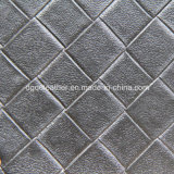 Weave Leather with High Quality Leather (QDL-53234)