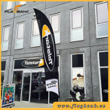 Advertising Aluminium Display Banners/Feather Flags Custom Cheap