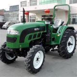 Agriculture Equipment Tools 70 HP by Four Wheel Farm Tractor for Sudan