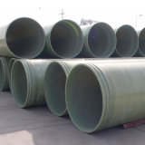 Large Diameter Sand-Filled Glass Fiber Reinforced Plastic Pipe