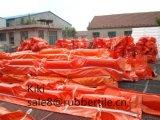 Export Solid Float Boom, Rubber Oil Boom, PVC Oil Boom