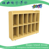 Kindergarten Furniture Wooden Children Bag Storage Shelf (HG-4209)