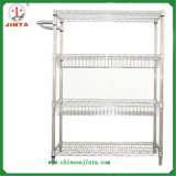 2 Years Guarantee Robust Stainless Steel Shelf (JT-F08)