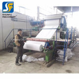 Automatic Toilet Tissue Paper Making Machine/ Rolling Machines/ Running Machines