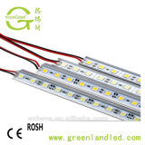 Ce RoHS High CRI 12V 12mm PCB SMD 5050 Strip Rigid LED Light