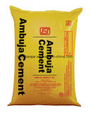China PP Woven Bag/Kraft Bag for Cement, Powder, Flour, Rice, Fertilizer, Food, Feed, Sand