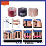 5m Length Sport Kinesiology Bandage Tape for Muscle Care