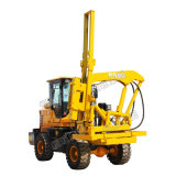 Manufacturer Highway Guardrail Hydraulic Static Road Pile Driver (HW)