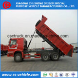 HOWO 6*4 30ton Tipper Truck Used Dump Truck for Sale