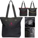 Black Travel Handbags for Promotion