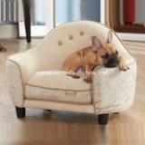 Supply Wood Kennel Sofa Soft Luxury Pet Products Dog Bed