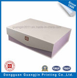 Custom Luxury Paper Rigid Gift Box with Embossed Pattern
