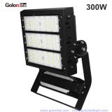 IP66 140lm/W Ce RoHS 25 40 Degree Outdoor LED Floodlight 300 Watts 300W LED Flood Light