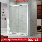 Project Fully Frame Shower Screen with Towel Bars as Handle (NGT6122)