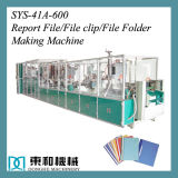 File Folder Making Machine