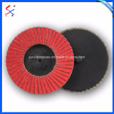 T27 Type R 75mm Low Price Super Quality Abrasive Flap Disc for Steel