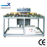 Zx-Bk Horizontal Glass Edging Grinding Chamfering Polishing Beveling Machine Machinery with Deletion and Arris