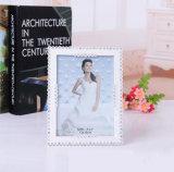 "European Style Creative Eco-Friendly Pearl Mosaic 7"" Wedding Photo Frame, Wedding Pictures Frame, Photo Frame for Wedding Anniversary, Wedding Table Frame"