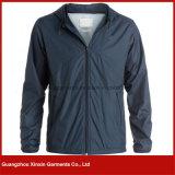 Custom Design Fashion Black Casual Golf Jacket for Sports (J81)