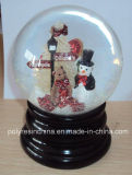 Resin Gifts of Snow Globe Crafts