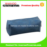 Blue PU Pencil Bag Personalized Manufacturer Price