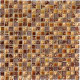 15X15 Mosaic Pattern Natural Marble Stone Mosaic for Bathroom