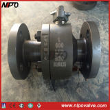 Flanged End Stainless Steel Floating Ball Valve (Q41F)