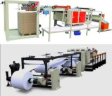 Automatic Paper Roll to Sheet Cutter with Stacker, Reel Paper Sheeter Machine