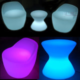 LED Bar Furniture Plastic Chair LED Furniture Image