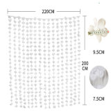 Wholesale Wedding Fabric Flower Garland Party Decorations