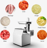 Kitchen Food Processor Used Automatic Meat Grinder Machine