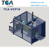 Vcp10 Automatic Soap, Toothpaste, Tissue, Food Sachet Bag in Box Filling / Packaging Carton Packing Machine