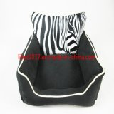 OEM New latest Black White Customized S M L Pet Bed Cushion Puppy Pads Dog Sofa