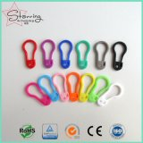 Garment Accessory 22mm Plastic Colorful Pear Safety Pin