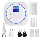 Smart Android APP GSM & WiFi Security Alarm System for Anti-Theft
