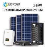 Cheap Photovoltaic Solar System Microinverter Homemade Emergency Lithium 4000 500 Watt Solar Generator