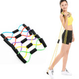 High Quality 8 Shape Resistance Band Tube Chest Expander